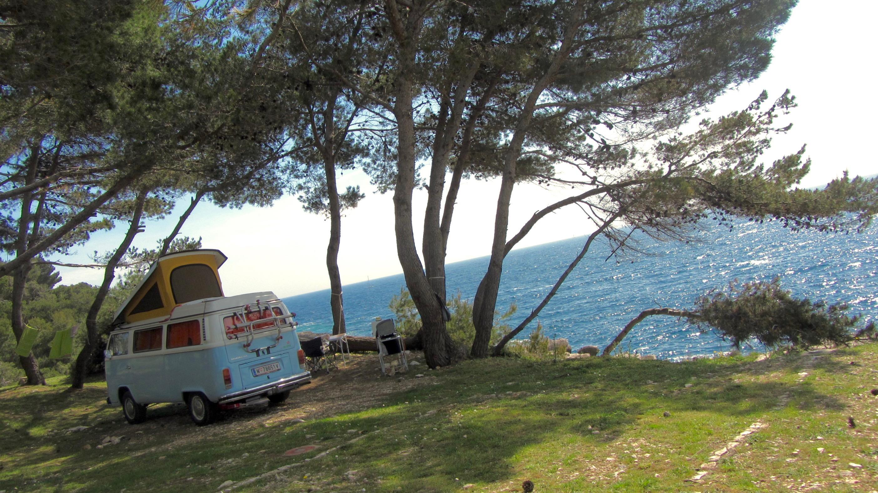 Istrien – mit den Delfinen in die neue Campingsaison